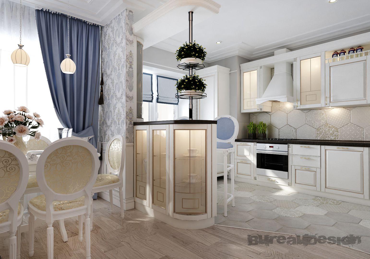 Дизайн интерьера. Калуга. Кухня